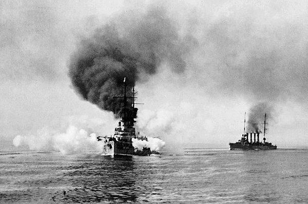 5 Kasım 1914 - Rusya Osmanlı Devleti'ne savaş ilan etti.