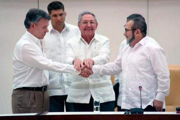 Kolombiya ve FARC arasında yeni anlaşma