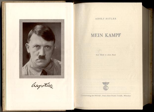 Almanya'da 'Kavgam'ın liselerde okutulması tartışılıyor