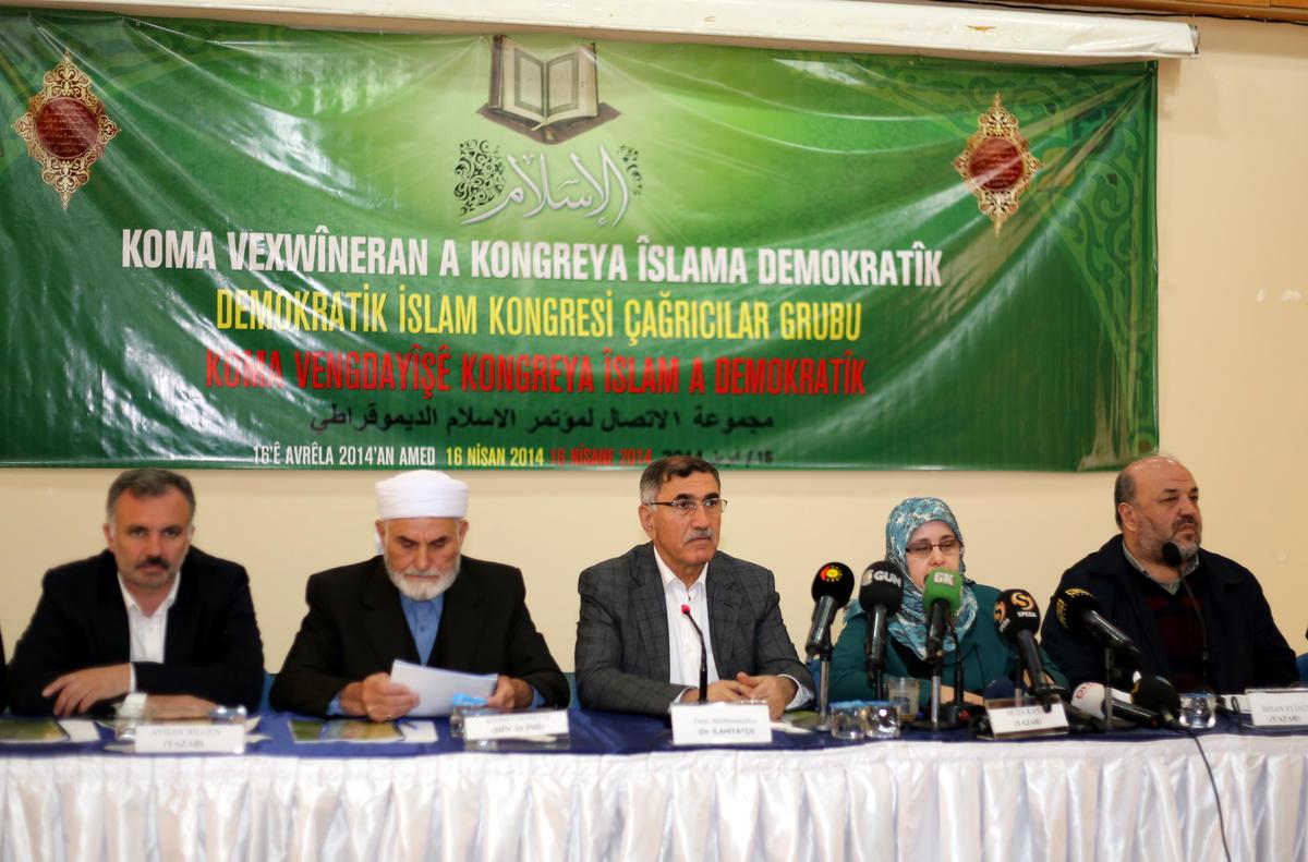 Bölgedeki krize İslami referans: İkinci Demokratik İslam Kongresi