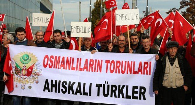 AKP'nin yeni propaganda malzemesi Ahıska Türkleri mi?