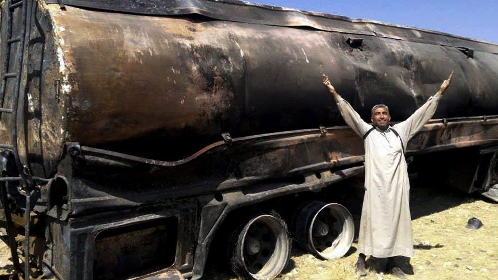 Norveç'ten rapor: IŞİD'in kaçak petrolünün çoğu Türkiye'ye gidiyor