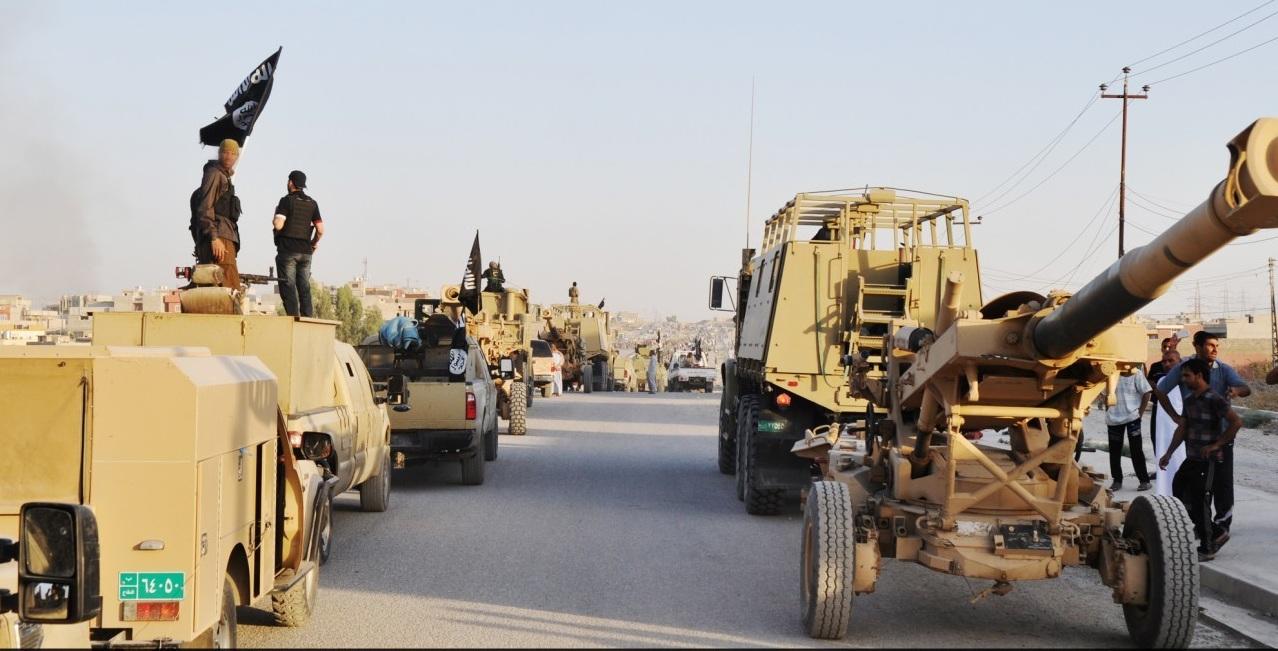 IŞİD'in elindeki silahlarda İngiltere izi