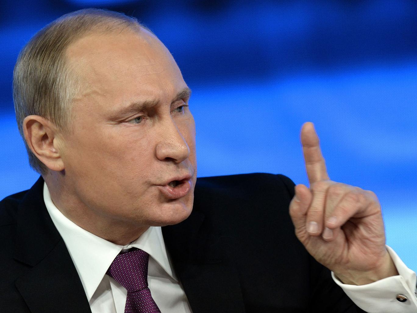Putin: ABD saldırısı egemen bir devlete karşı yapılmıştır