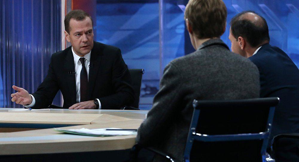 Medvedev: Türkiye'nin uçağımızı düşürmesi savaş sebebidir