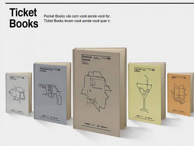 VİDEO | Metro bileti yerine geçen kitap