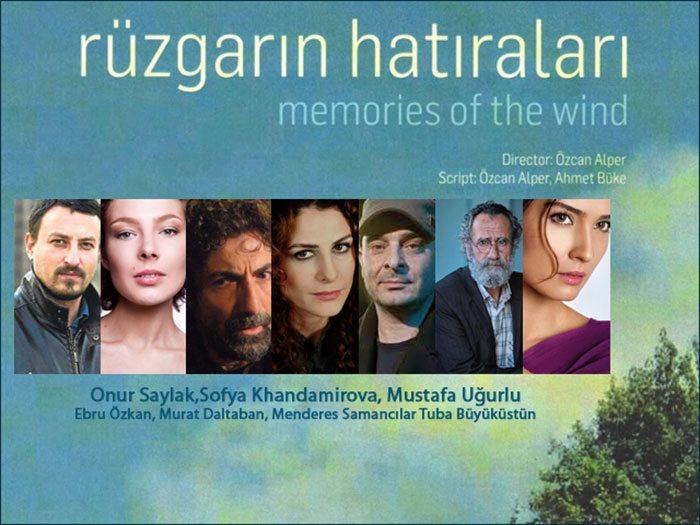 Özcan Alper'in üçüncü filmi 'Rüzgârın Hatıraları' vizyonda