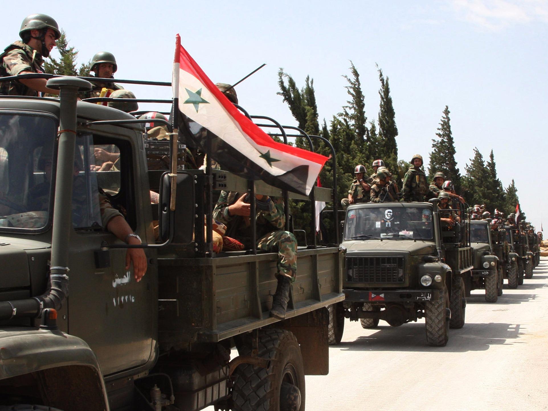 Suriye, cihatçı çetelere karşı ilerleyişini sürdürüyor
