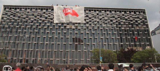 Taksim Meydanı, Haziran 2013