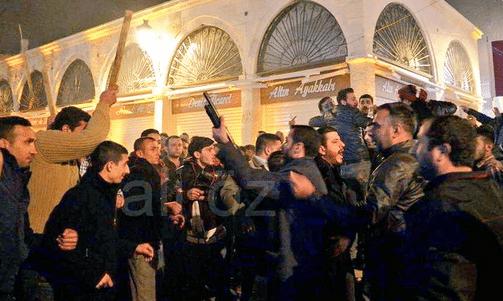 VİDEO | Adana Rakı Festivali'ne pompalı tüfekle saldırı