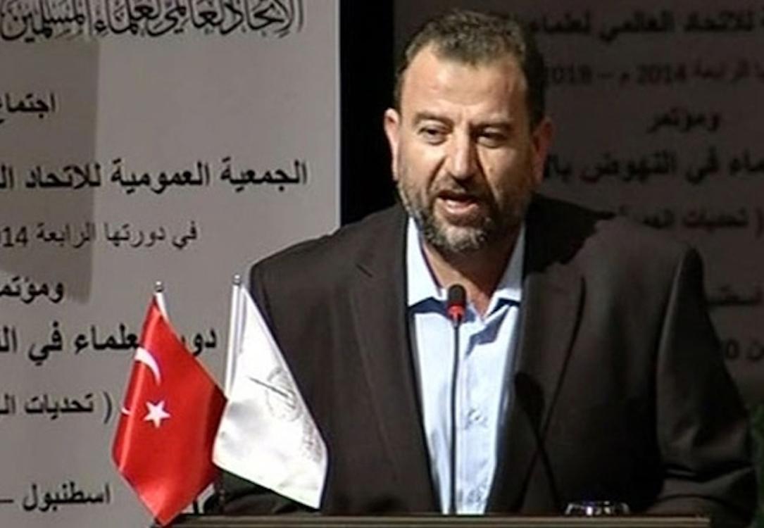 Anlaşmadılar ama...: Hamas lideri sınır dışı edildi
