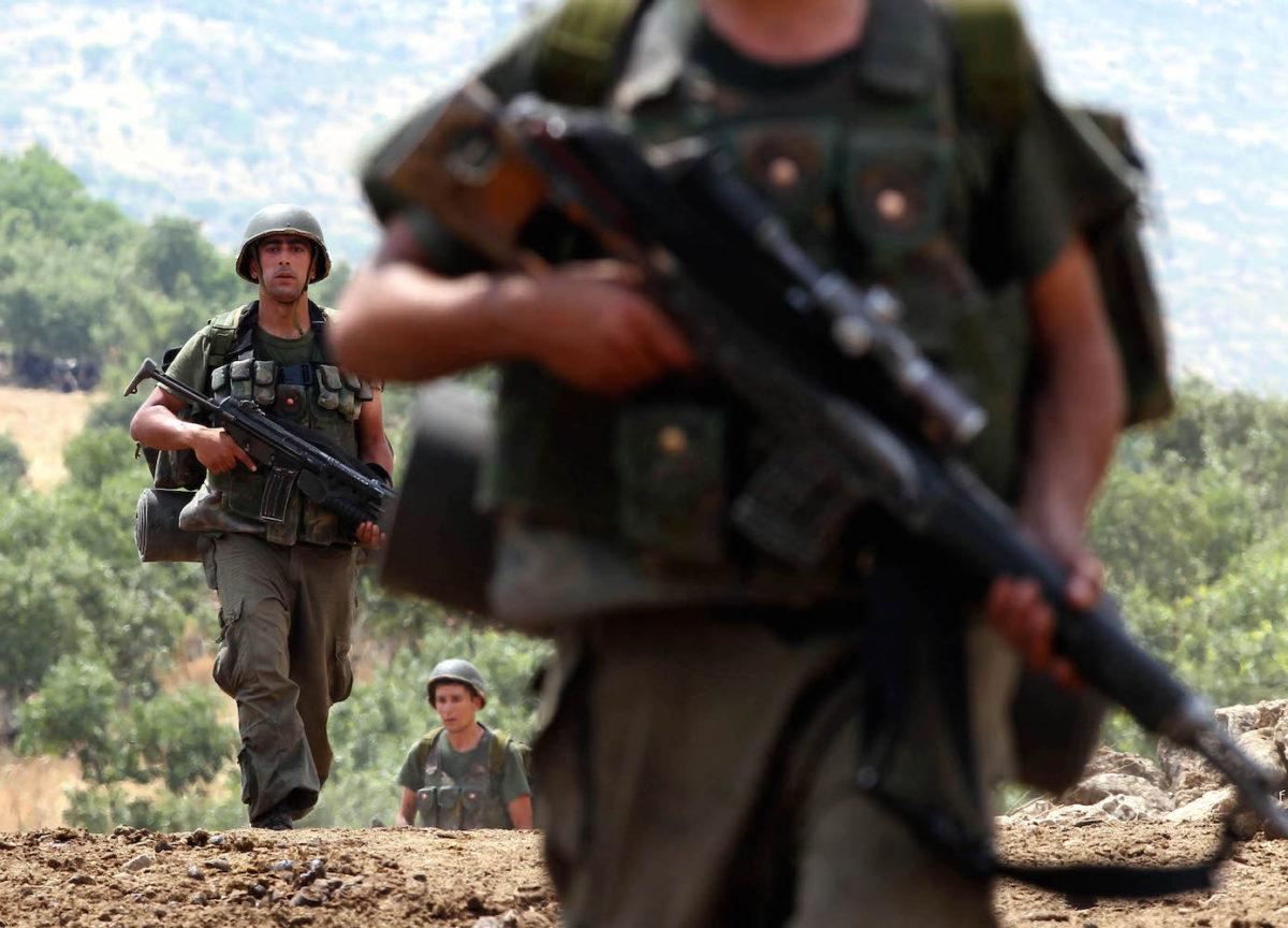 Kars'ın iki ilçesi askeri güvenlik bölgesi ilan edildi