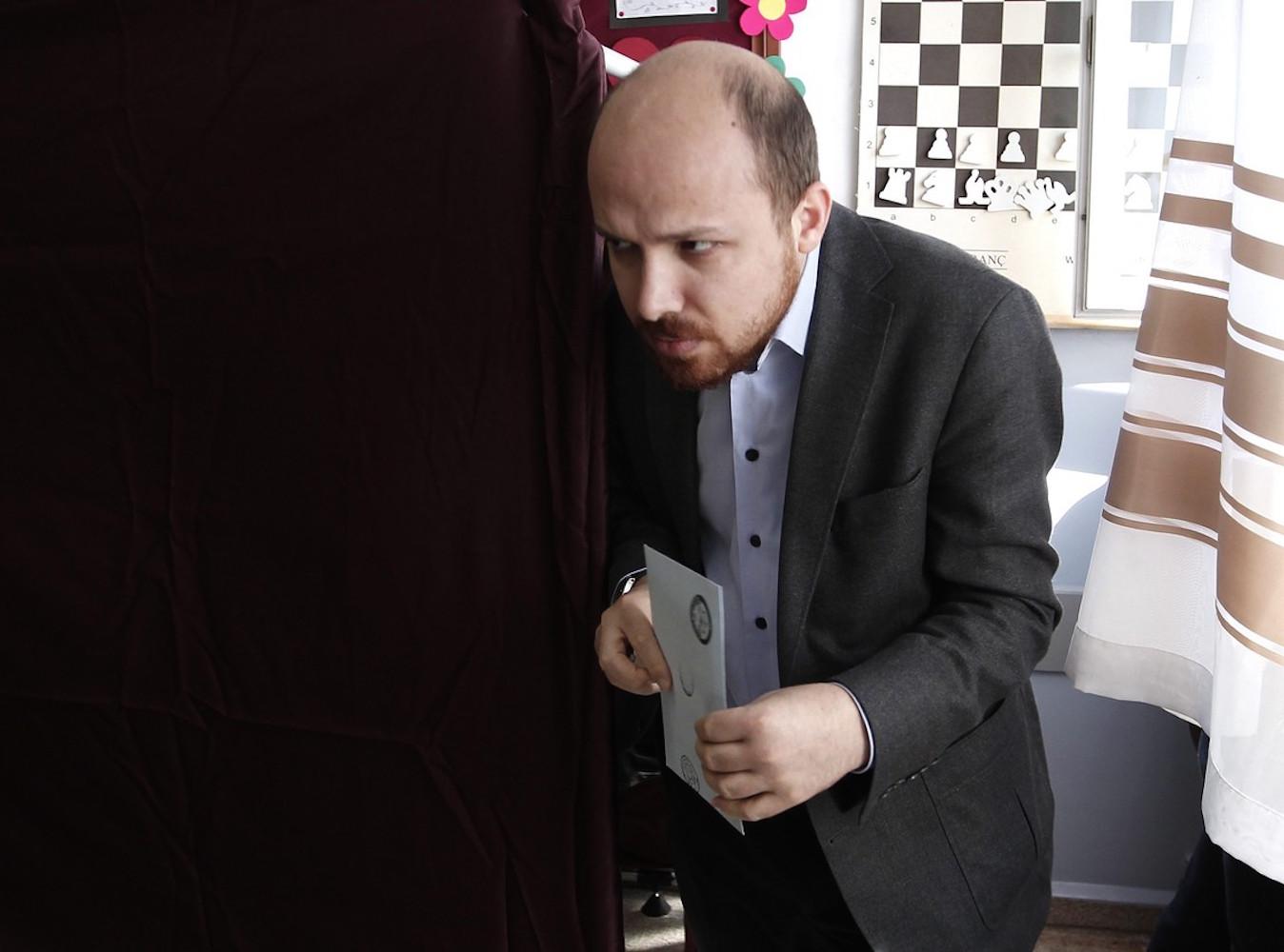 Bilal Erdoğan'a