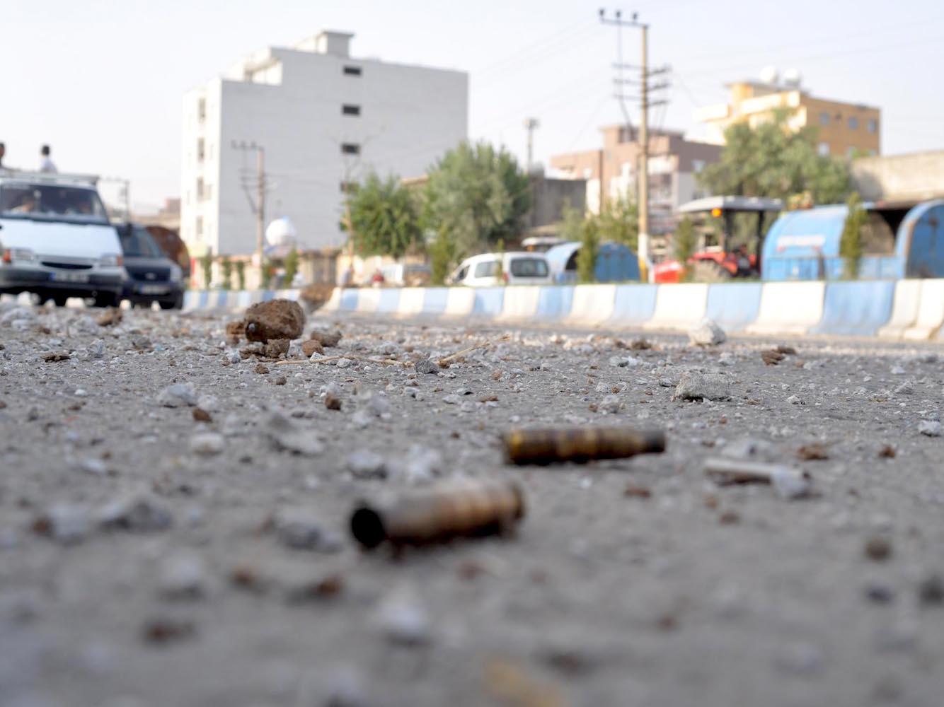 Cizre, Silopi ve Sur'da çatışmalar sürüyor
