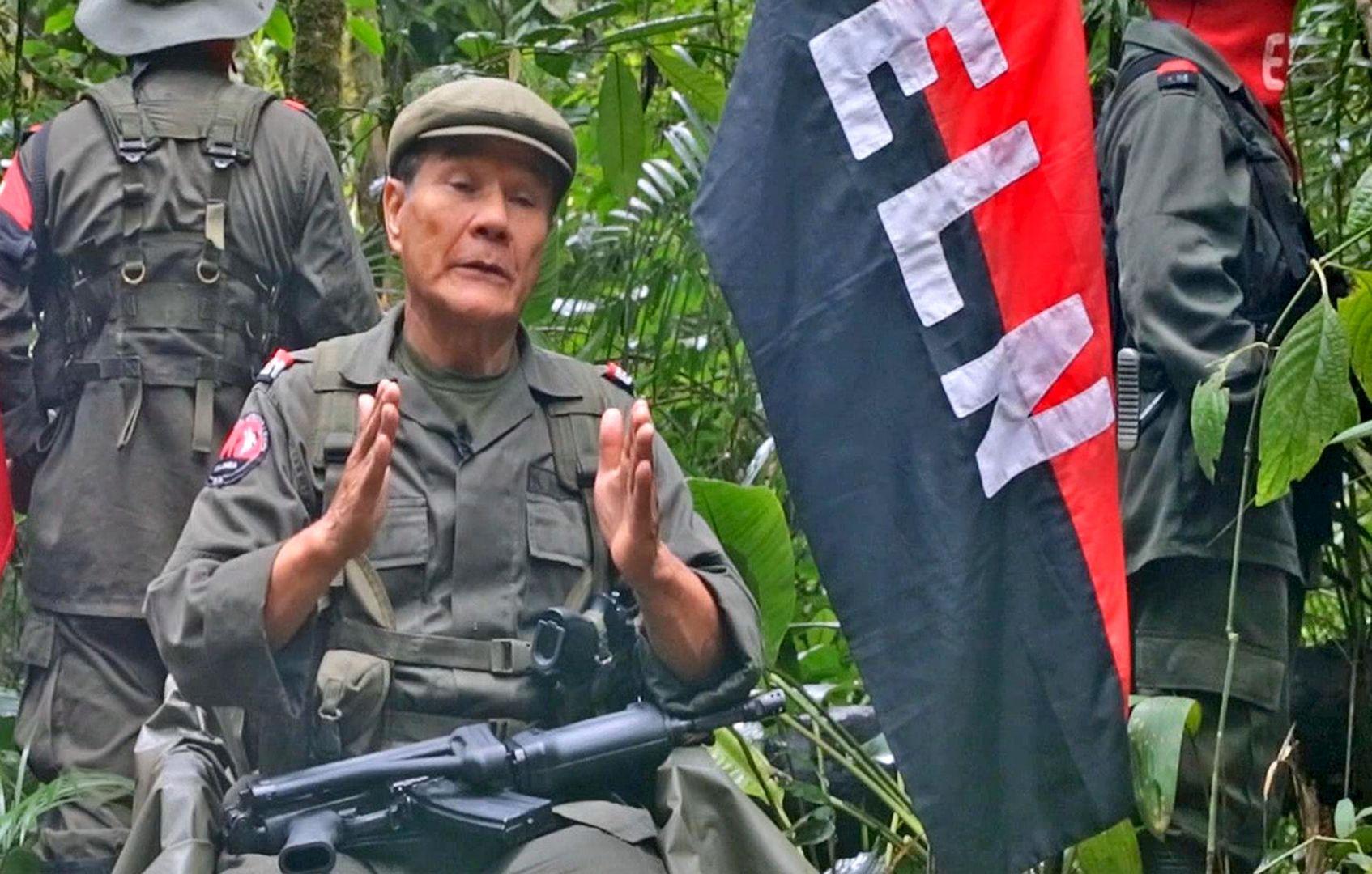 Kolombiya hükümeti ile ELN'den ateşkes