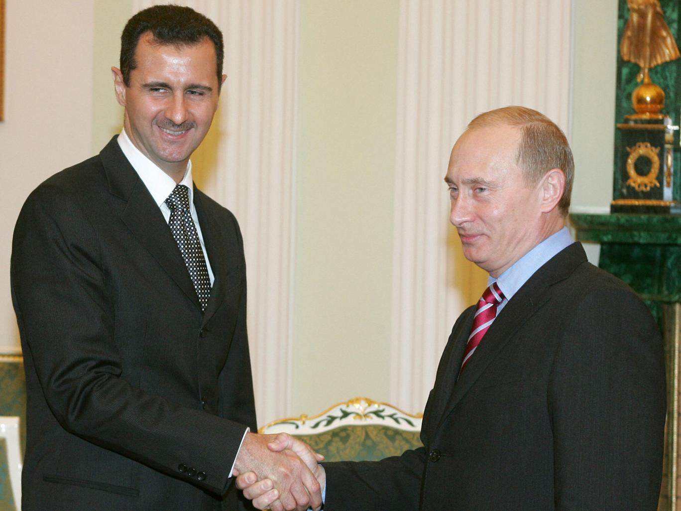 Rusya, Esad'a ilişkin tavrını koruyor