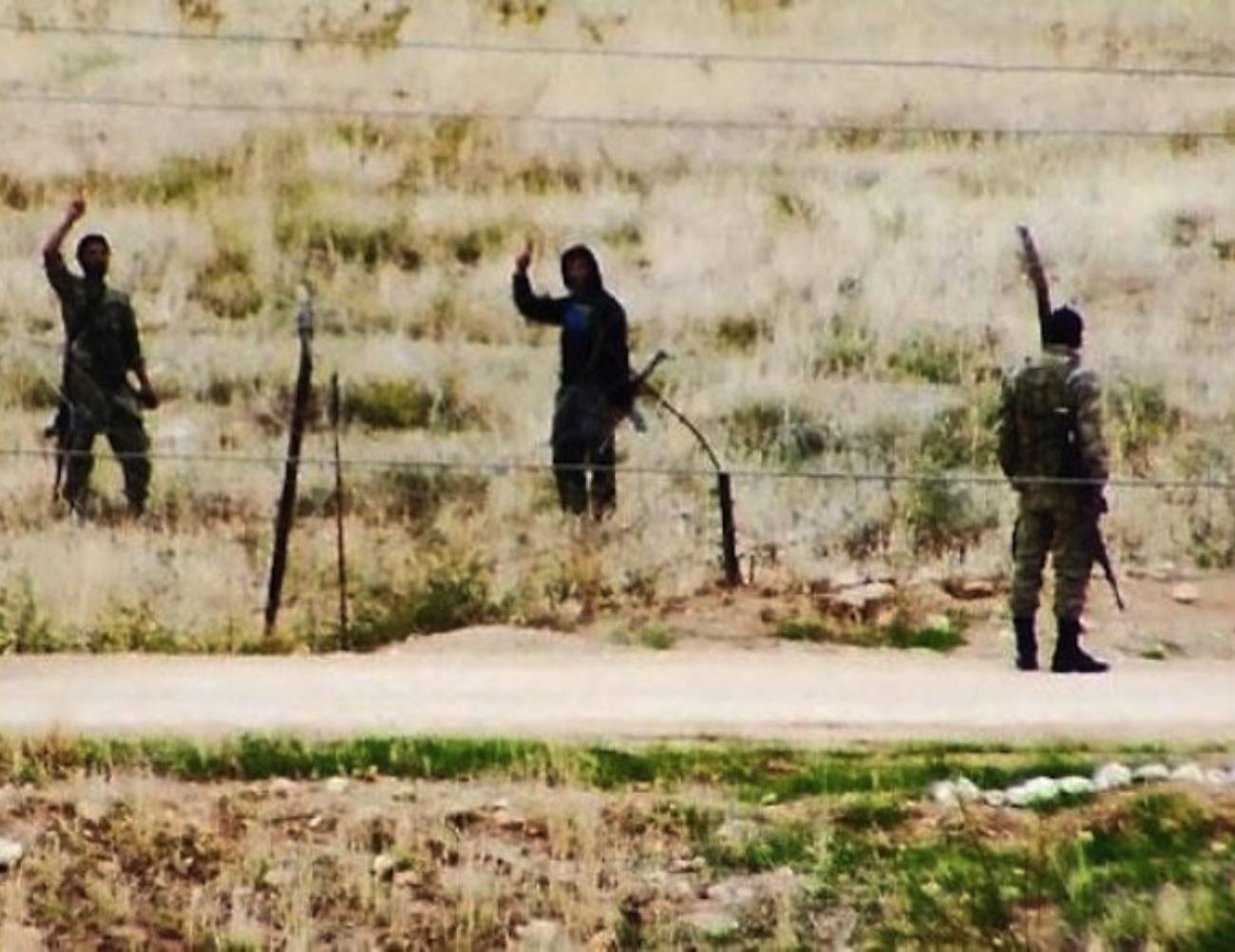 Sınırda IŞİD ile kirli yakınlaşmalar