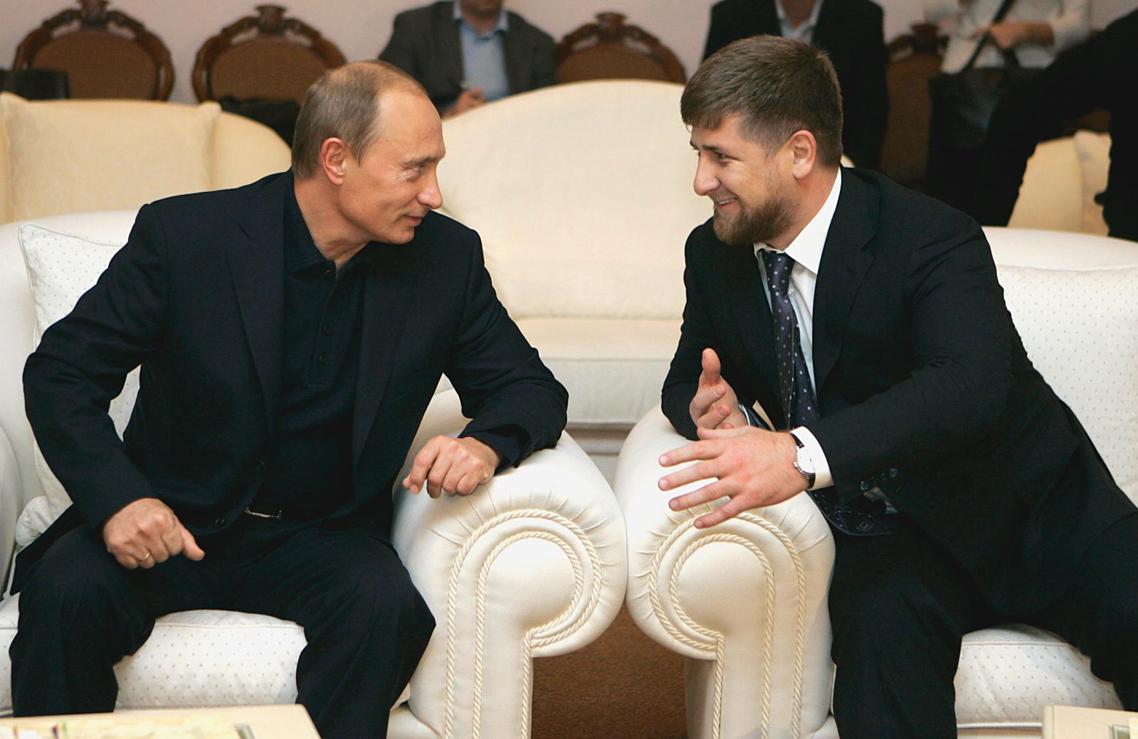 Çeçen lider Kadirov'a suikast girişimi