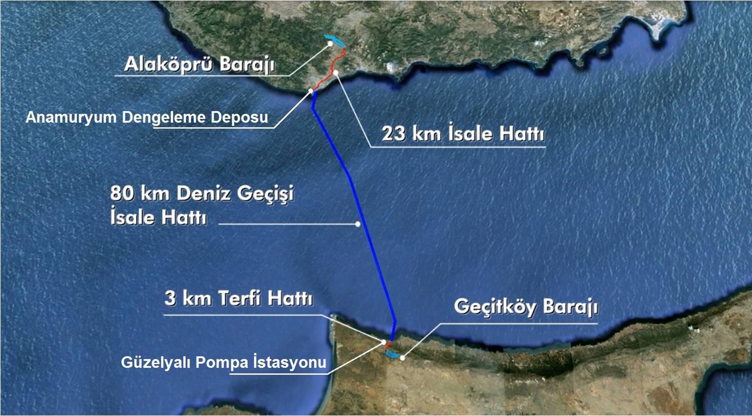 Kıbrıs'ta AKP'nin su rantı kavgası