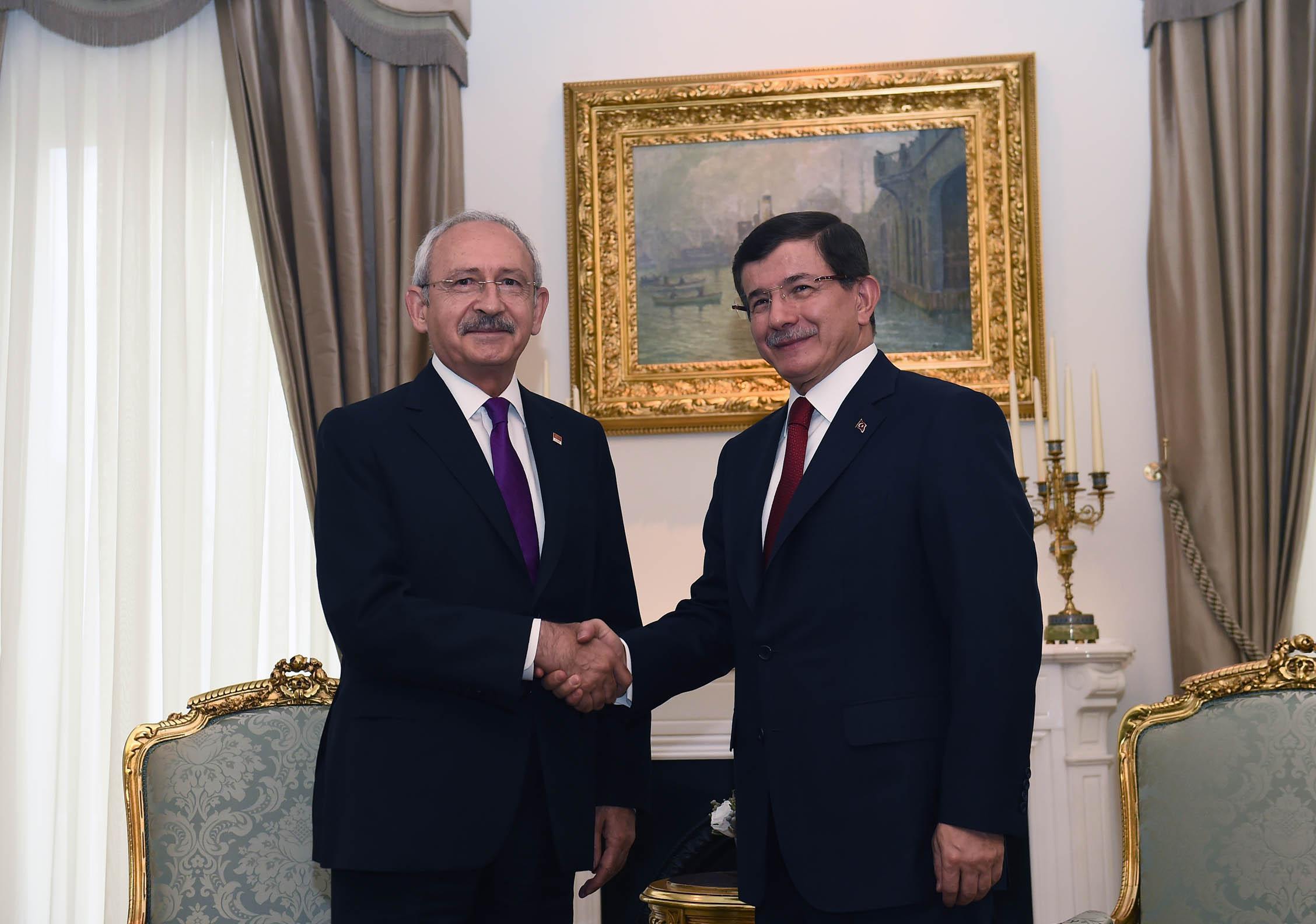 CHP ile AKP'İkinci Cumhuriyet Anayasası'nda mutabık