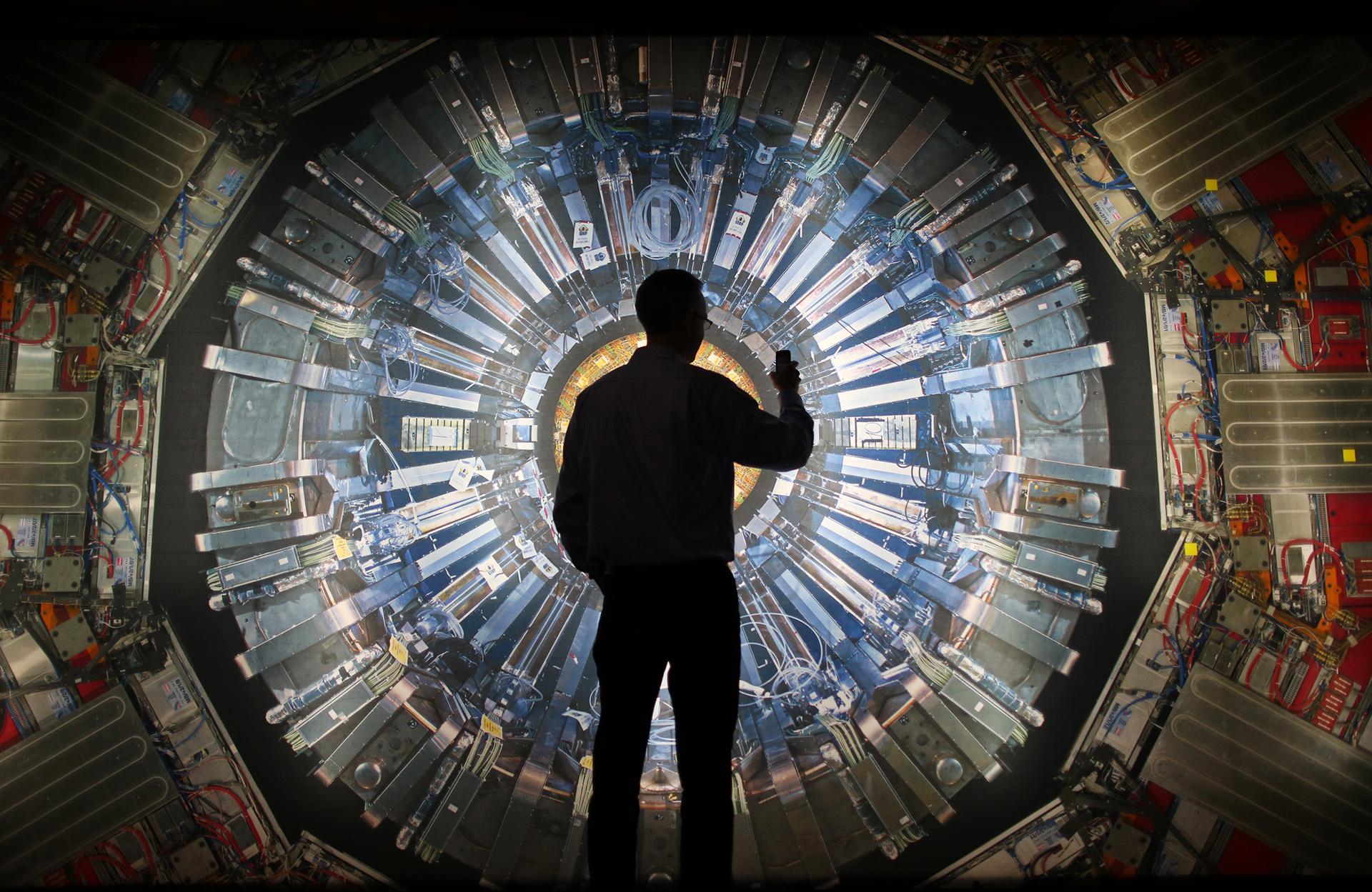 LHC'de yeni bir bozon keşfedilmiş olabilir
