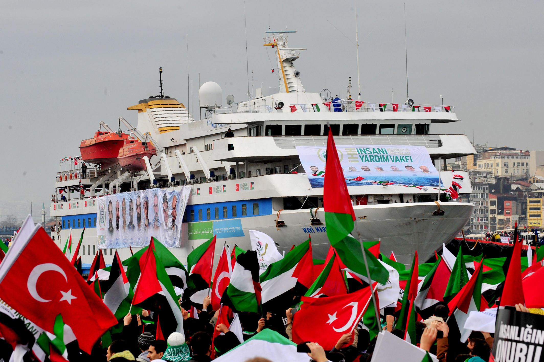 İHH'dan geri vites: Erdoğan'dan özür diledi