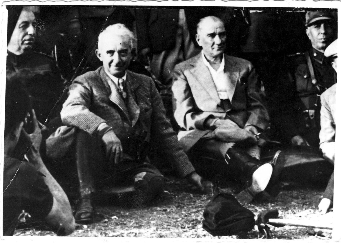 26 Aralık 1938 - Mustafa Kemal Atatürk