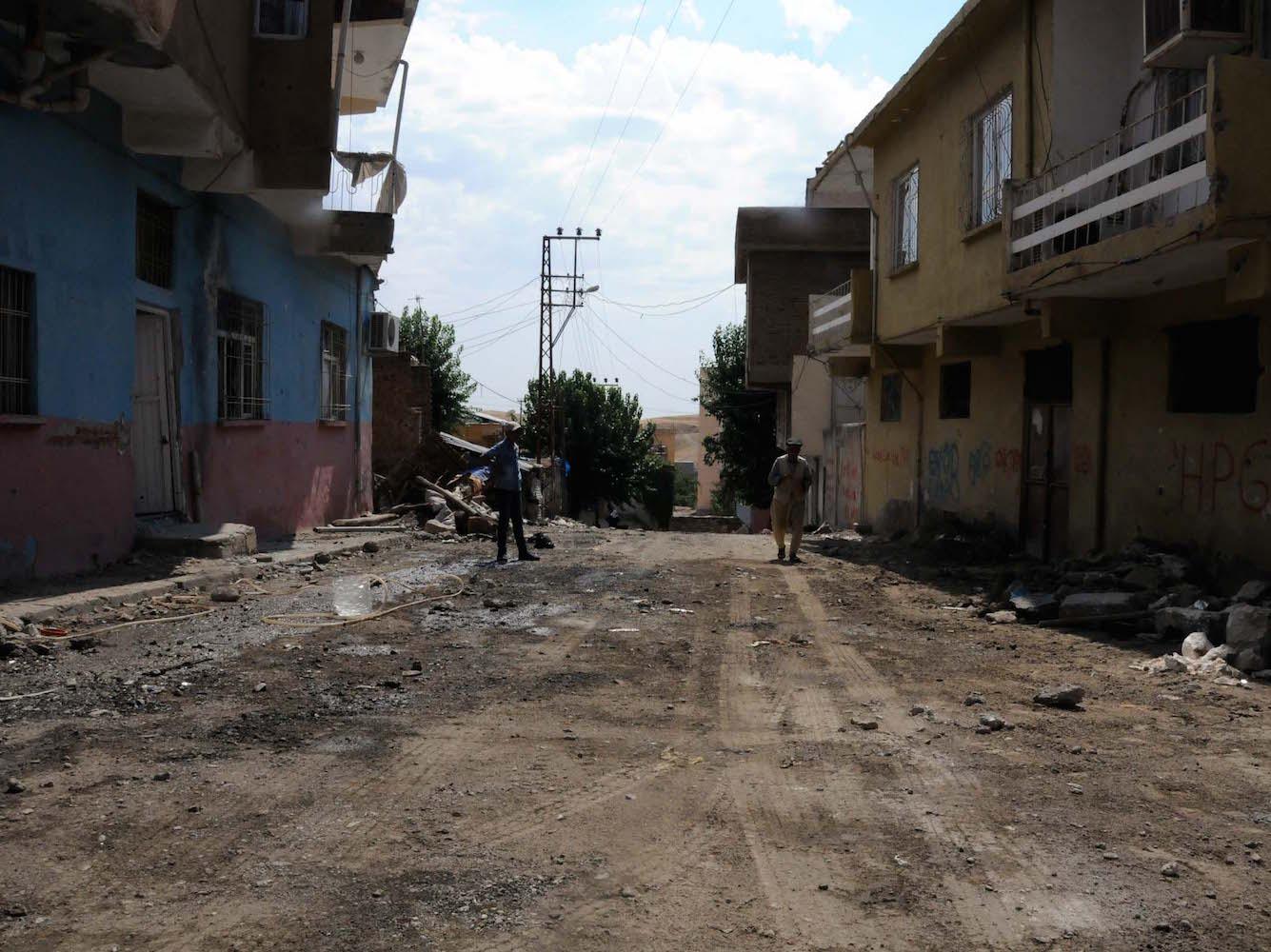 Nusaybin'de sokağa çıkma yasağı tamamen kalktı