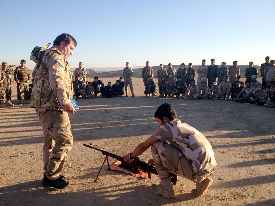 Irak'tan