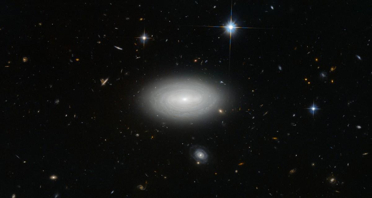 VİDEO | Evrendeki en yalnız galaksi