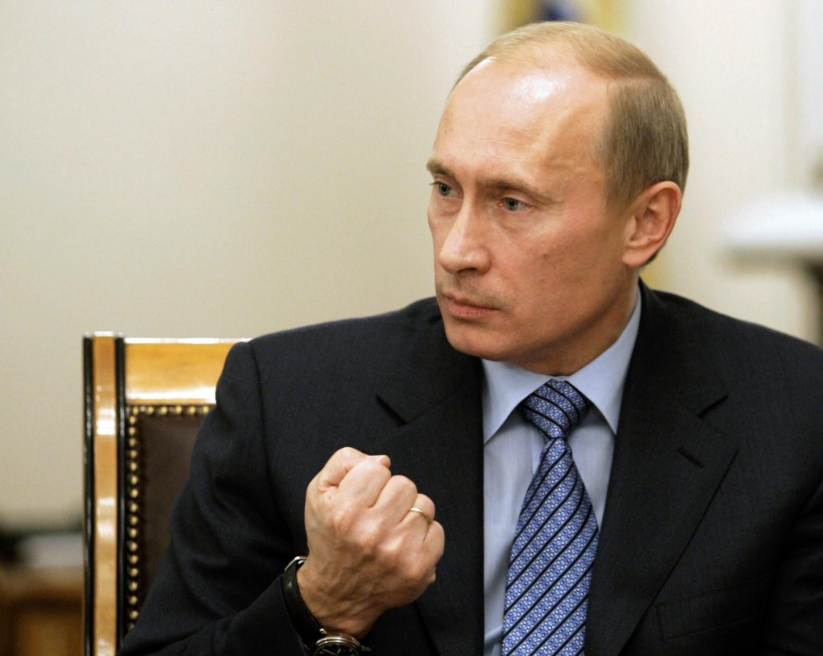 Putin: Emri verdim, saldırgan anında imha edilecek