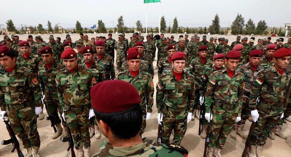 Barzani'nin Peşmergeleri'Rojava'ya girmek için bekliyor