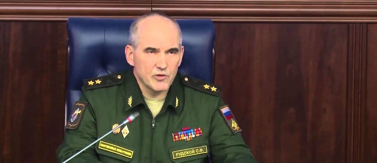 Rudskoy: Koalisyon güçleri IŞİD'i vurmuyor