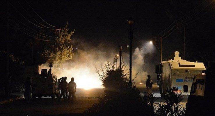 Diyarbakır'ın iki ilçesinde sokağa çıkma yasağı!