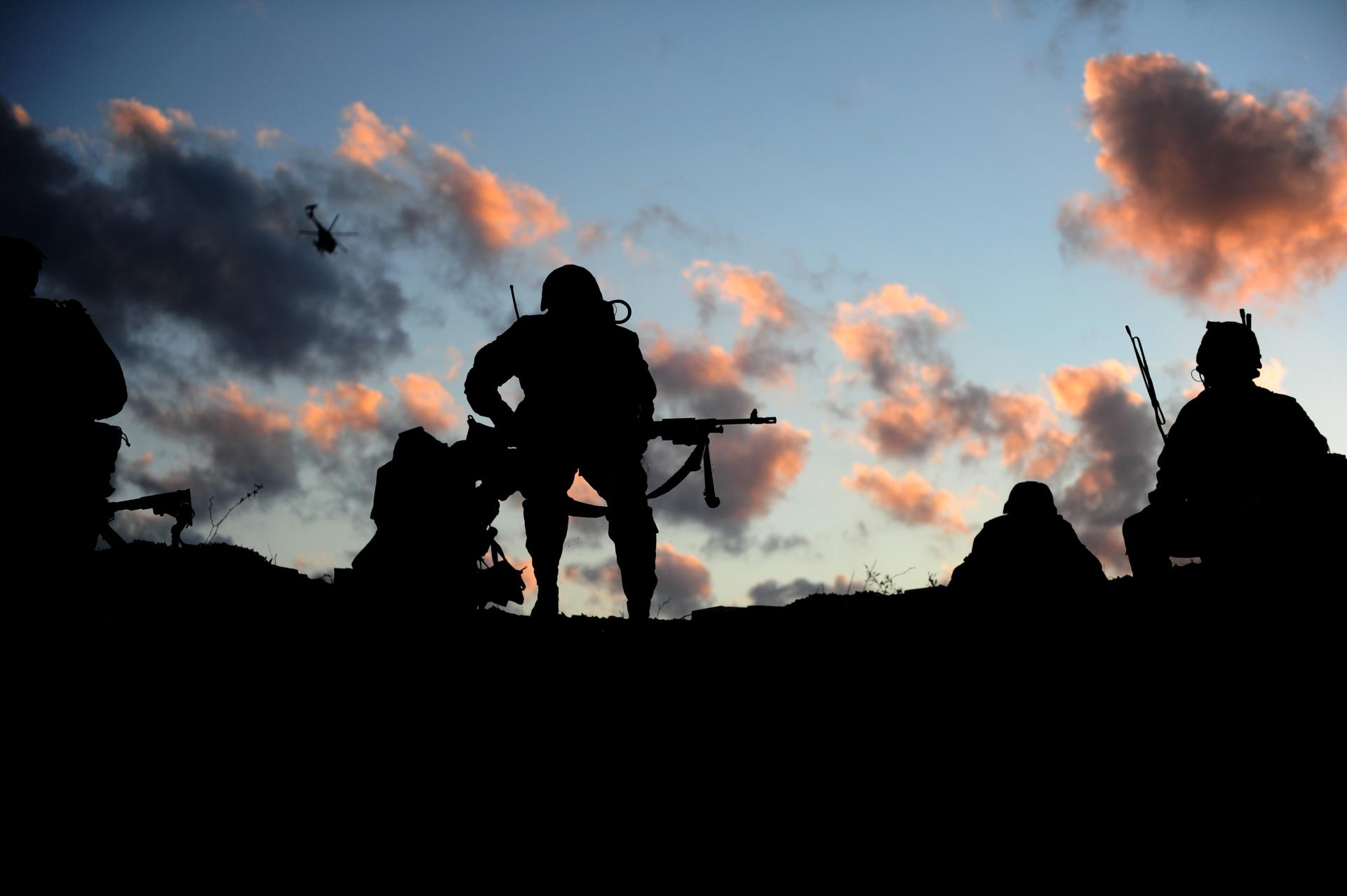 Askerler Musul'dan çekilmiyor
