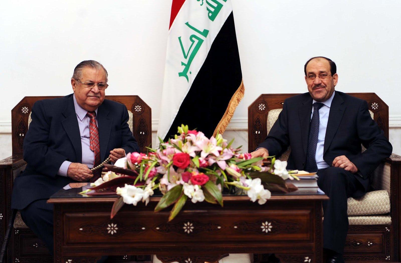 Türkiye ve Barzani'ye karşı Talabani-Maliki ortaklığı