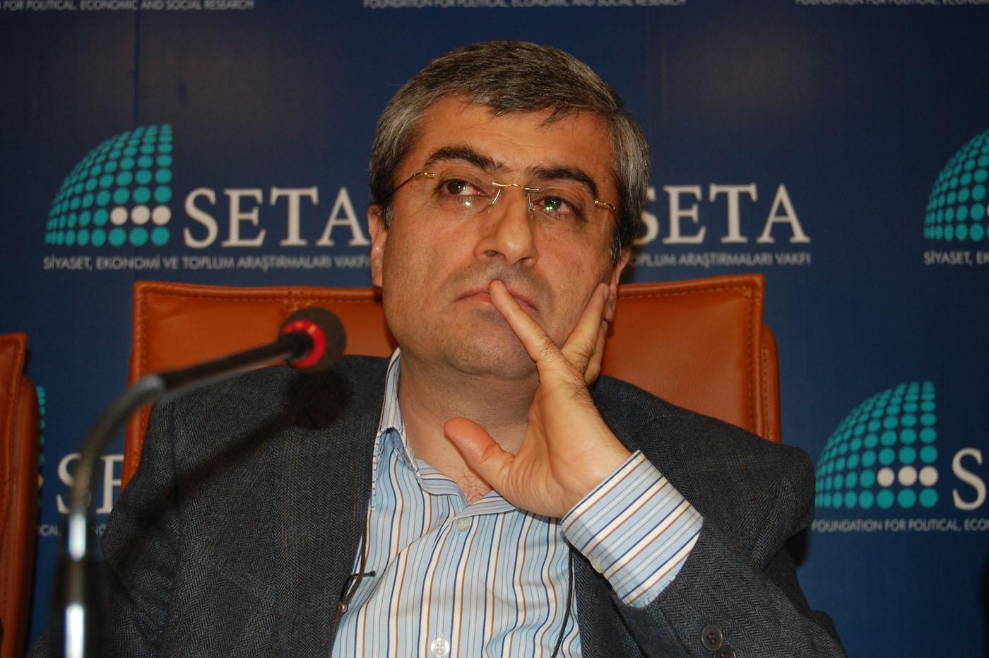 Davutoğlu'na yeni çözüm süreci danışmanı