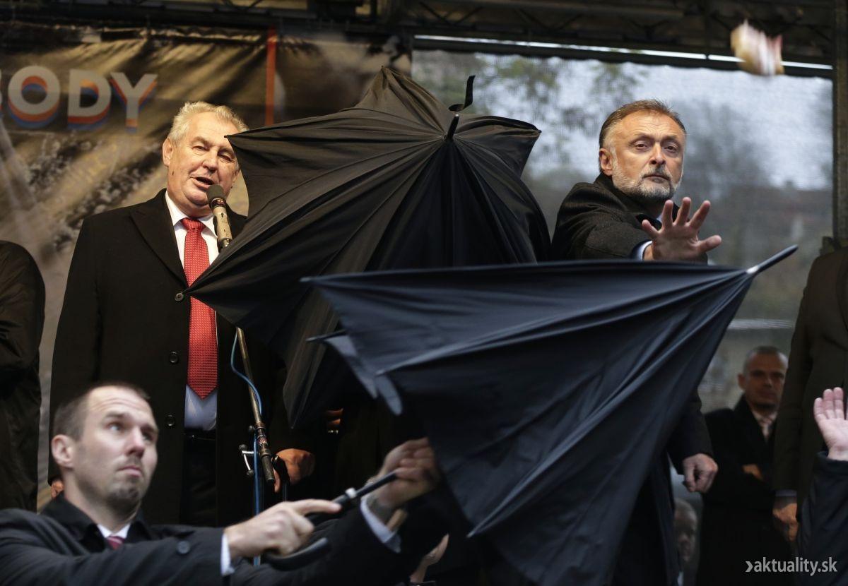 Çek Cumhurbaşkanı Zeman'dan bir Türkiye yorumu daha