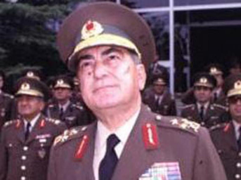 Özel Harp Dairesi'nin eski başkanı Yirmibeşoğlu öldü