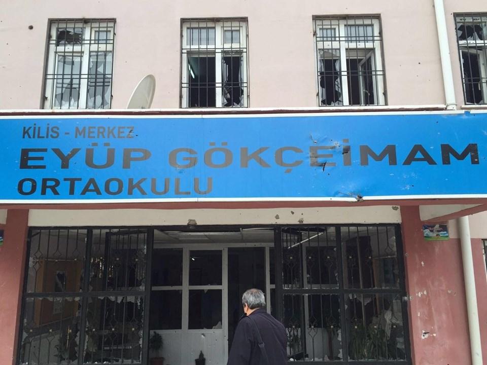 Kilis'te okula roket: Suriye'ye müdahale bahanesi bir cana mal oldu