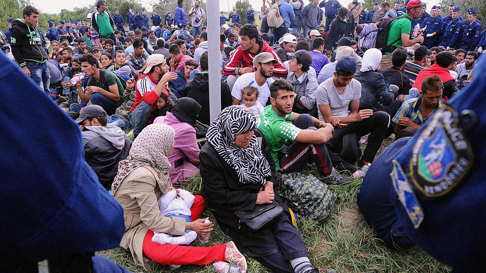 AB sığınmacılar konusunda anlaşamıyor, Türkiye tehdit ediyor