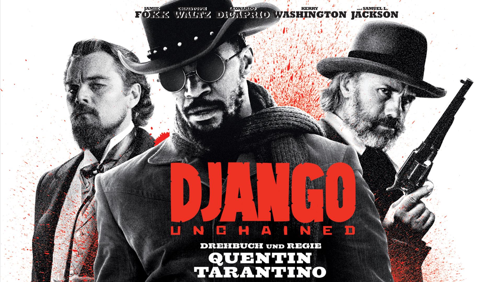 """Tarantino'nun """"Django Unchained"""" senaryosuna dava"""
