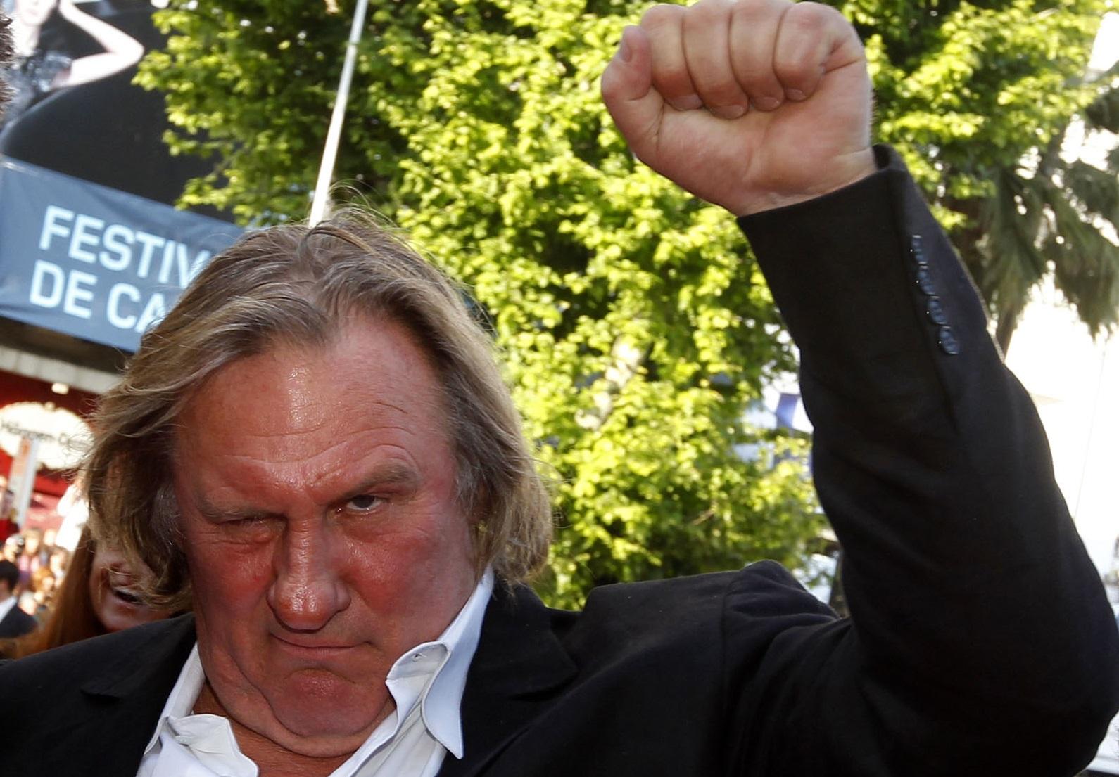 Gérard Depardieu Stalin'i oynayacak
