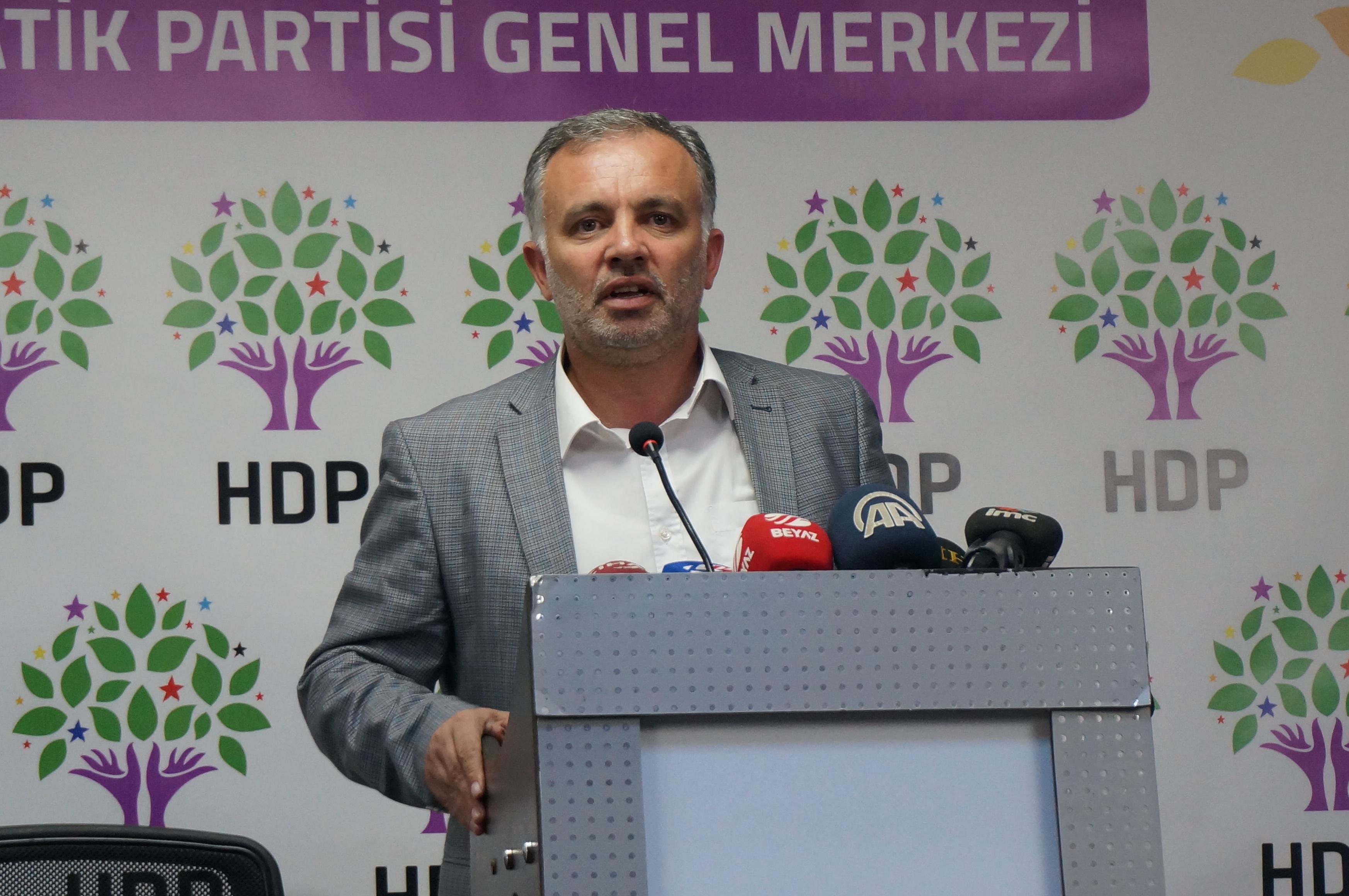 HDP 'öz yönetim' mitingleri düzenleyecek
