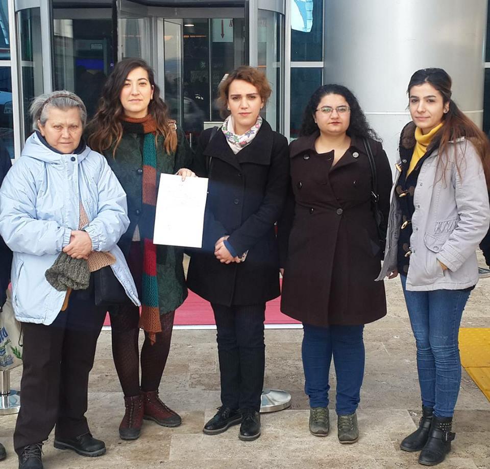 İlerici Kadınlar Derneği'nden tecavüz destekçisi gericiye suç duyurusu