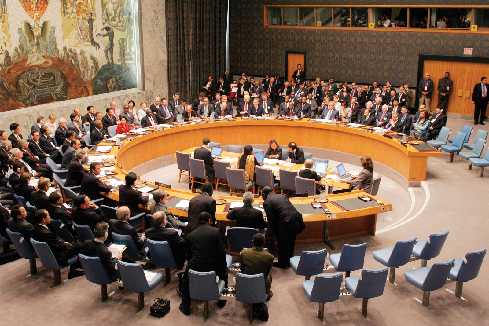 Türkiye'nin cihatçı çetelere silah yardımı BM Güvenlik Konseyi'nde