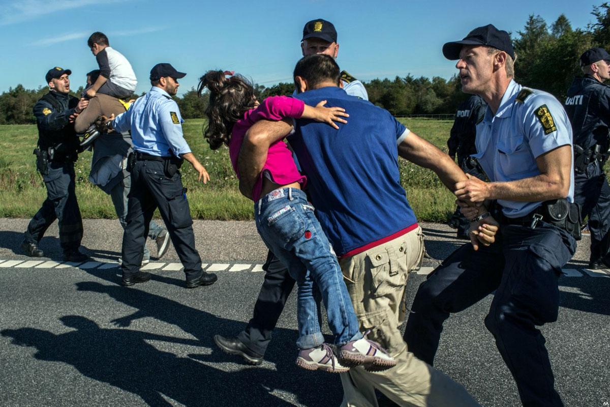 Danimarka'da göçmen karşıtı söylemler çoğalıyor