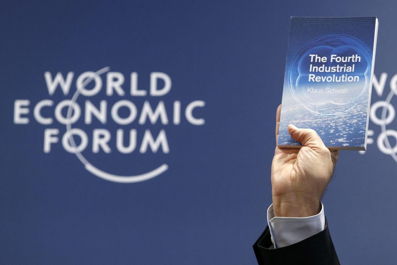 Krize cevap arayan sermayenin Davos'taki gündemi 4. Sanayi Devrimi