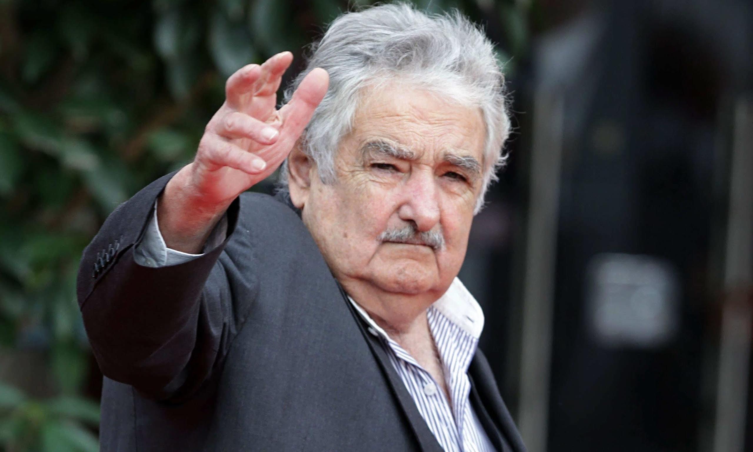 """Mujica: """"İktidarları kaybetmek bizim suçumuz"""""""
