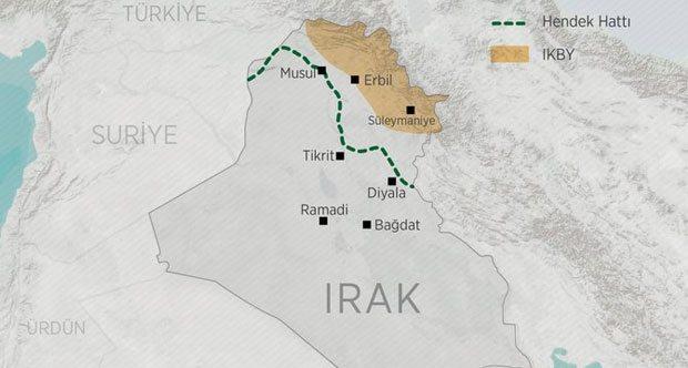 ANALİZ | Barzani'den bu kez de hendek hamlesi mi?